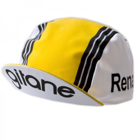 Renault Gitane retro cycling cap