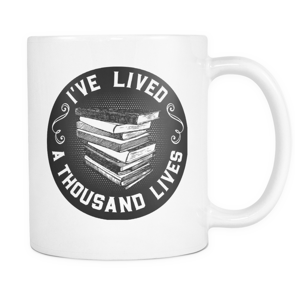 Mug - I've Lived 1000 Lives