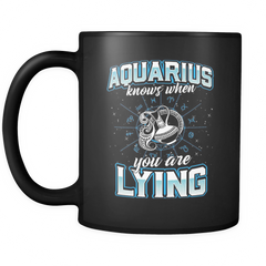 Aquarius - Knows When You Are Lying