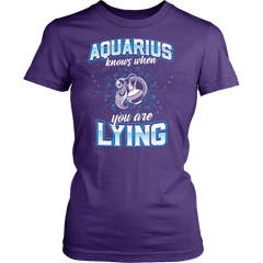 Aquarius Knows When You Are Lying