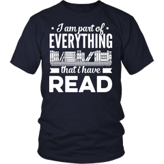 I Am Part Of Everything I Read