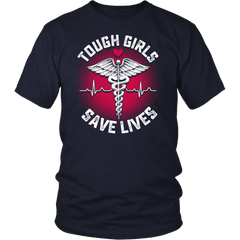 District - Tough Girls Save Lives