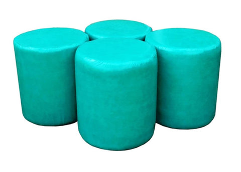 Drum Seating Turk Collection - Footstools Direct