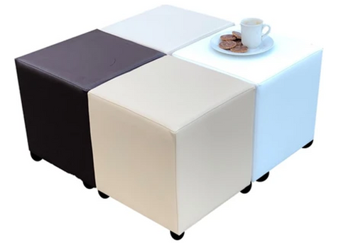 Cube Seating Barista Collection - Footstools Direct