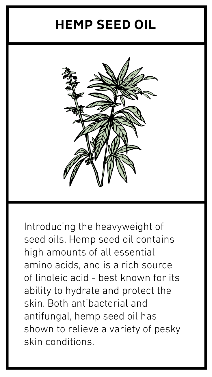 Hemp Seed Oil (Mobile) - Hempme