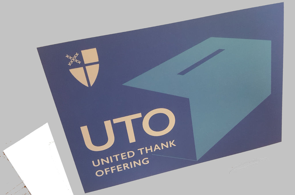 UTO Folded cards with Envelopes