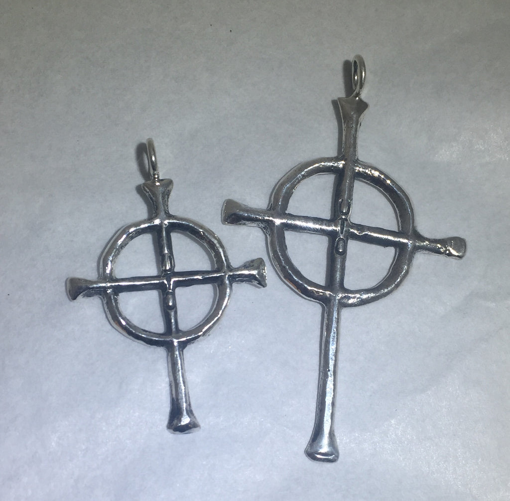 UTO Hand-crafted Sterling Silver Crosses