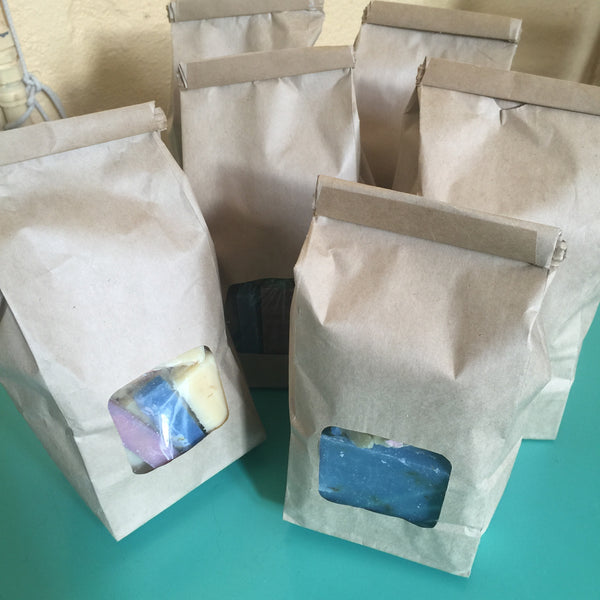 Bag o Soap SHIMA' end cuts and curls for economy and  hand washing delicates