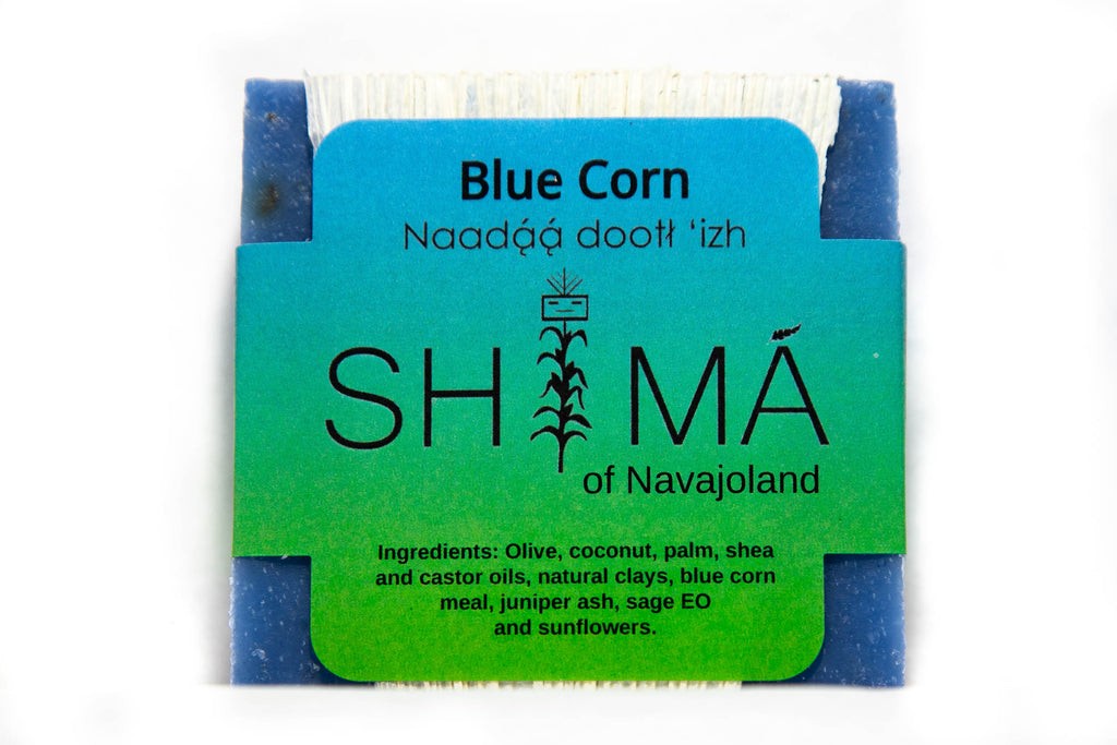 Navajo Blue Corn from the Ancestors Handmade Soap
