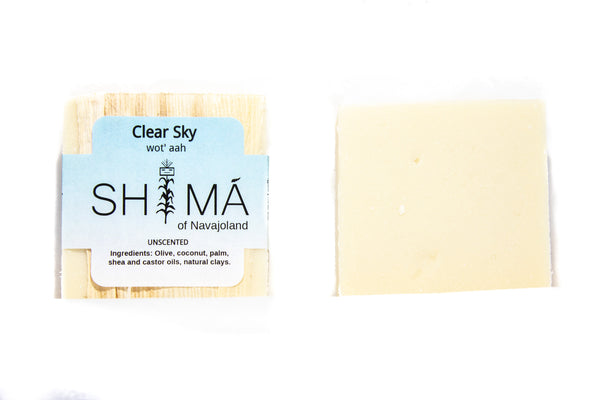 Clear Sky Unscented Soap from Navajoland