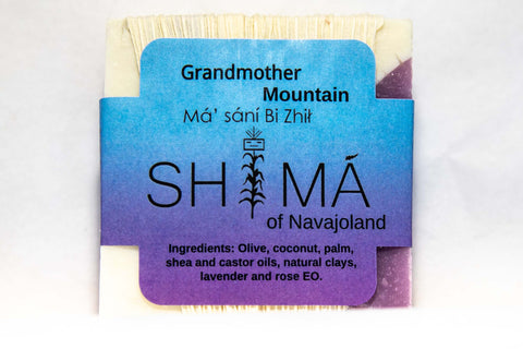 Grandmother Mountain: Wisdom Soaps from Navajoland