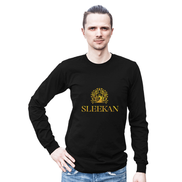 "Luxury ""Morre"" Long Sleeve T-Shirt - Sleekan"