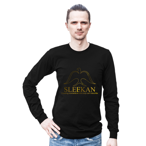 "Luxury ""Baj"" Long Sleeve T-Shirt - Sleekan"