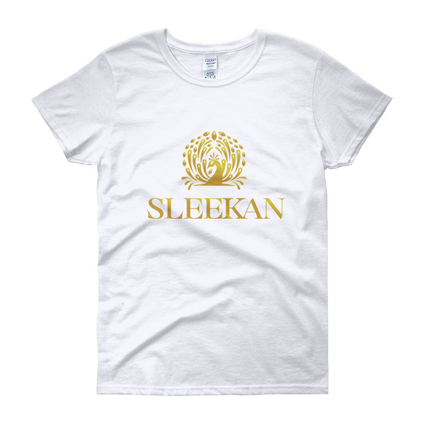 Luxury Women's short sleeve t-shirt - Sleekan