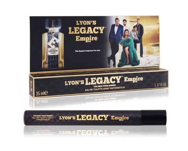*VALENTINES DAY EMPIRE LYONS LEGACY FOR MEN PERFUME