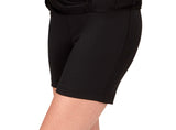 "Girls ""Fairway"" Golf Skirt (Black)"