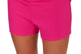 "Girls ""Birdie"" Scallop Golf Skirt (Fuchsia)"