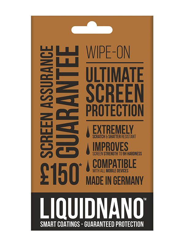 Ultimate Screen Protector With £150 Screen Assurance Guarantee