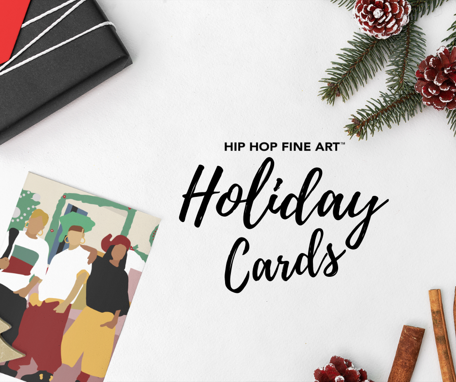 New Hip Hop, Holiday Cards