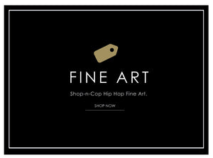 Contemporary Art - Hip Hop Fine Art