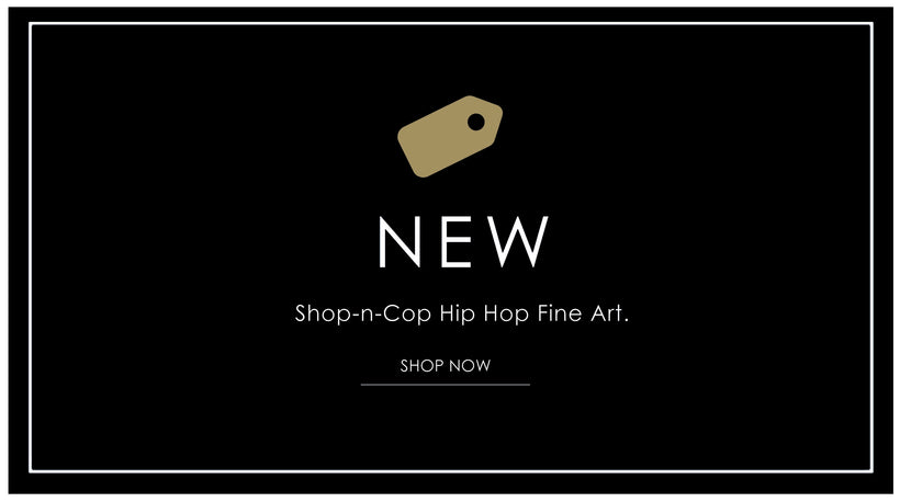 New | Modern Home Décor | Hip Hop Fine Art