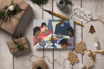"""Giving Thanks"" Holiday Card"