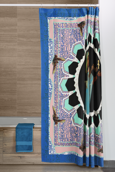 Mother Goddess -  Chic Shower Curtains