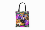 Violet Obsession Dope Tote Bag