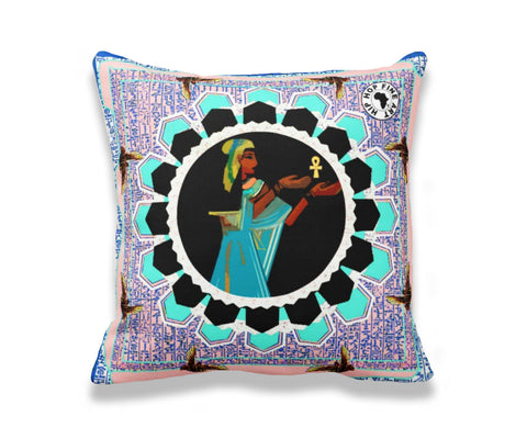 Mother Goddess by Hip Hop Fine Art, Designer Throw Pillow