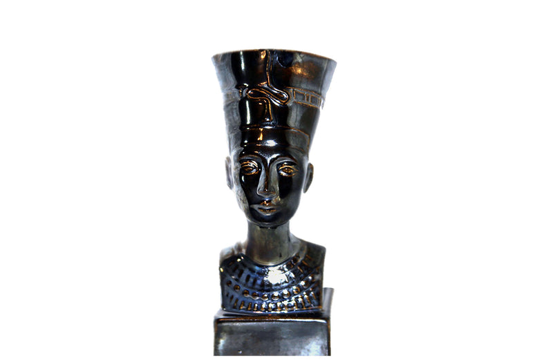 Miniature Queen Nefertiti Collectible Statue