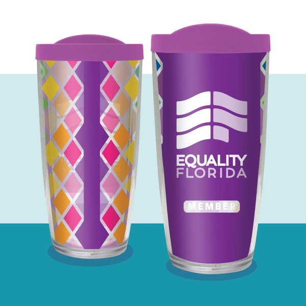 EF Tumbler / Purple