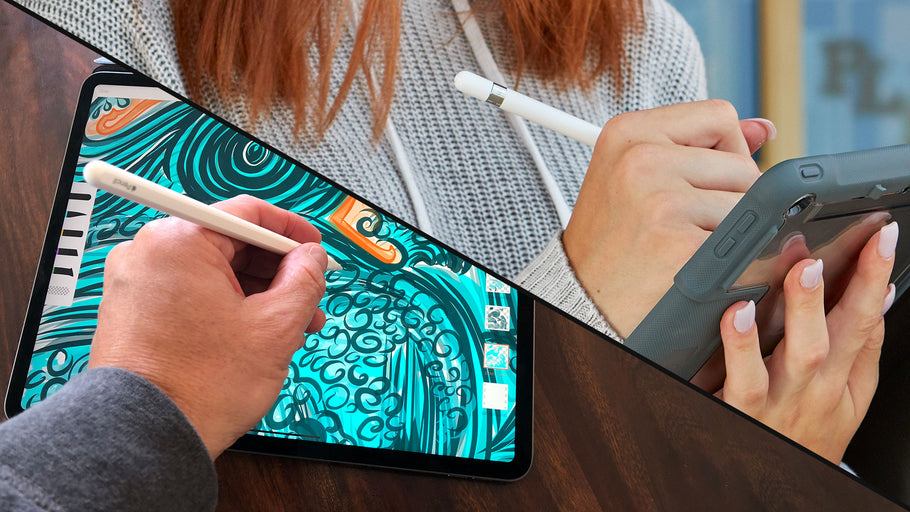 Apple Pencil vs. Apple Pencil 2: Which one to choose?