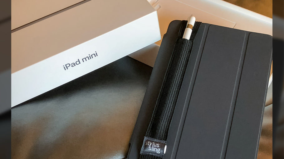 iPad mini and iPad Air now with Apple Pencil support