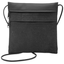 Load image into Gallery viewer, BE LIVELY 2 | Rustic cork cross-body bag sized to fit iPad mini