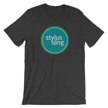 Load image into Gallery viewer, Stylus Sling Short-Sleeve Unisex T-Shirt