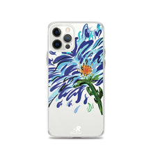 Load image into Gallery viewer, WaterFlower Design iPhone Case