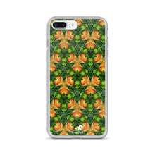 Load image into Gallery viewer, Tropical Fruit Orchard Design iPhone Case