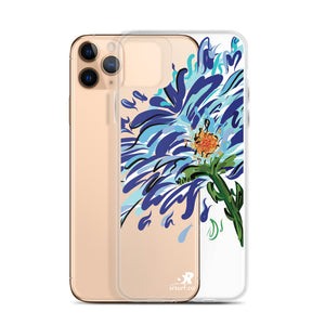 WaterFlower Design iPhone Case