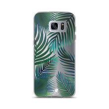 Load image into Gallery viewer, Tropical Palms Samsung Case