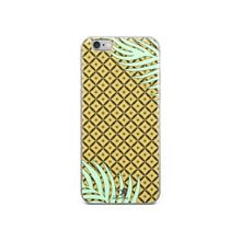 Load image into Gallery viewer, Pineapple Design iPhone Case