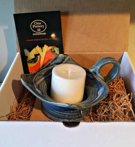 Candle Holder Gift Box