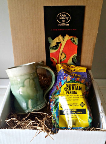 Mug and Coffee Gift Box