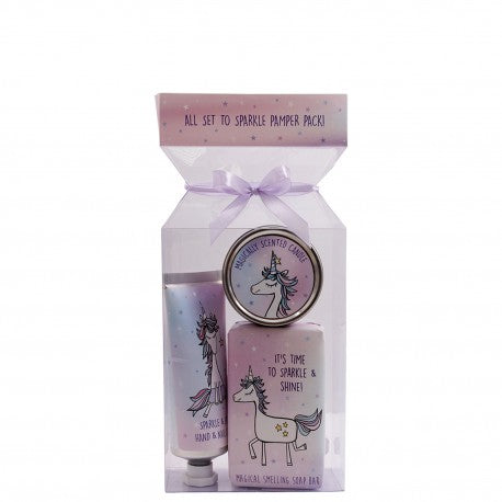 Unicorn Sparkles Gift Set