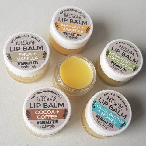LIP BALMS - Made from Beeswax