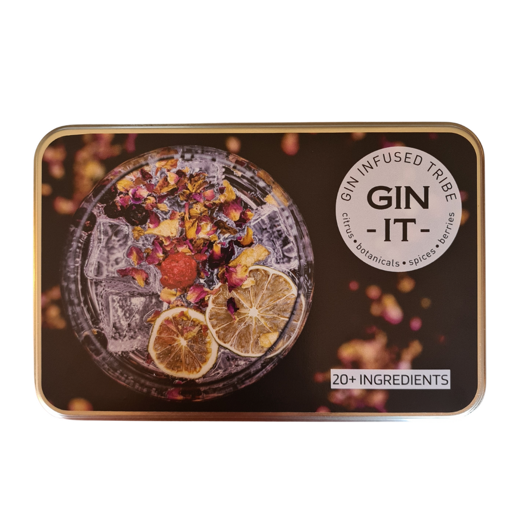 Gin Infusion Kit 4 - (20+ Ingredients)