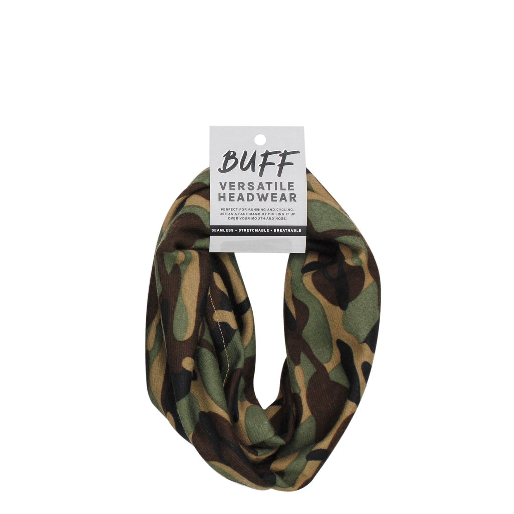 BUFF Versatile Headwear - Camo Green