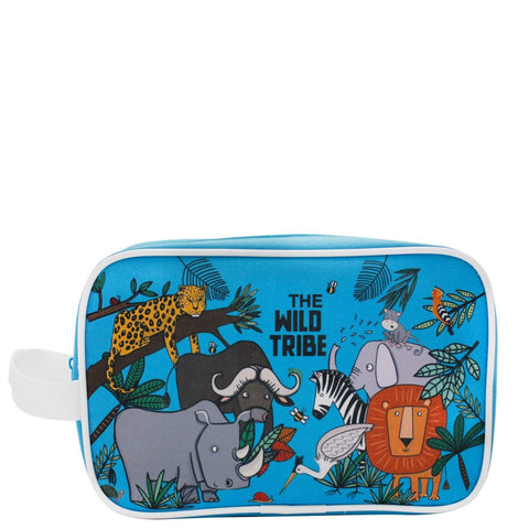 Wild Tribe Toiletry Bag