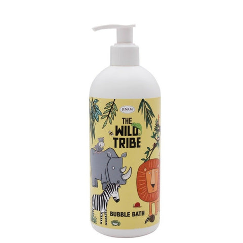 Wild Tribe Bubble Bath 500ml