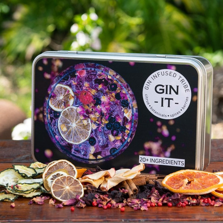 Gin Infusion Kit 1 - (20+ Ingredients)