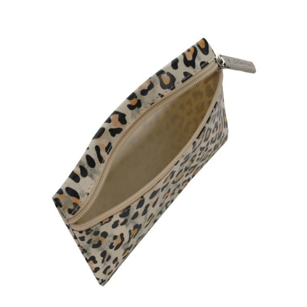 Coin Purse - Leopard Print